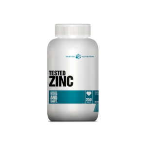Zinc Tested Nutrition